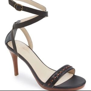 Seychelles Leather Double Ankle Strap